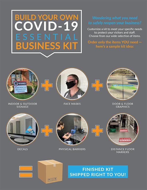 Covid-19 Graphics Sell Sheet